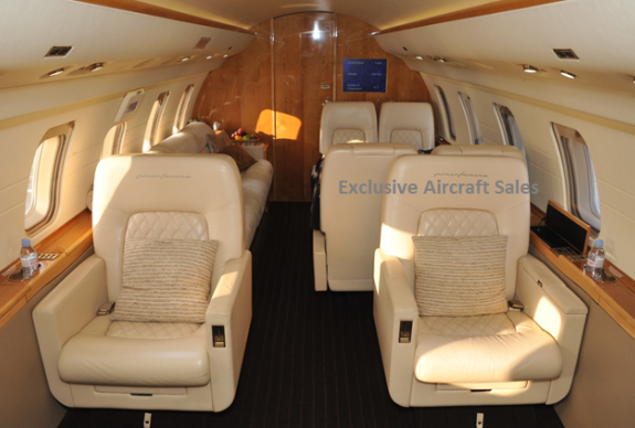 Challenger 605 For Lease